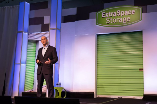Extra Space Storage CEO Joe Margolis presents at 2019 Partner Conference