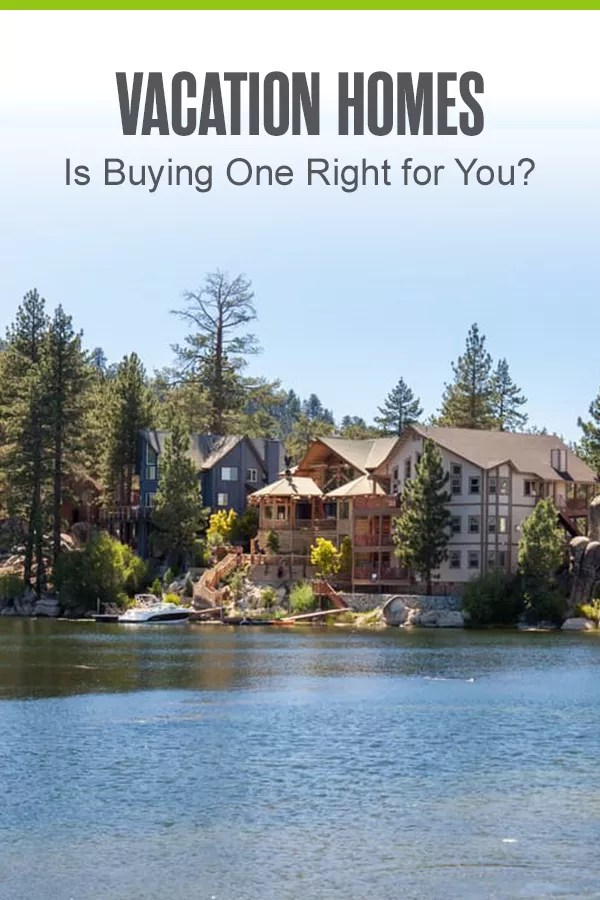 Pinterest infographic: Buying Vacation Homes