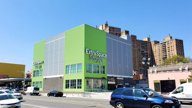 Empire Blvd Extra Space Storage facility in Brooklyn