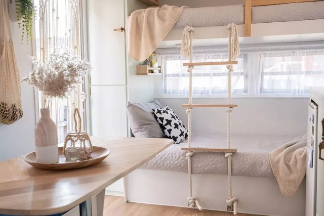 Rv Remodel Ideas 23 Ways To Upgrade Your Camper Extra Space Storage