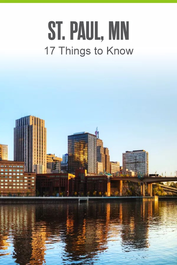 Pinterest Image: St. Paul, MN: 17 Things to Know