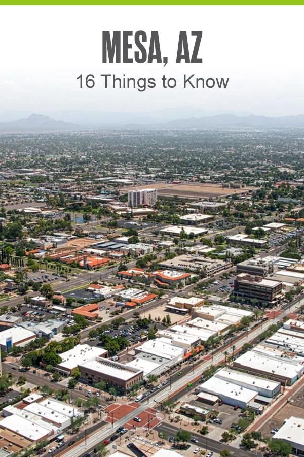 PINTEREST: Mesa, AZ: 16 Things to Know