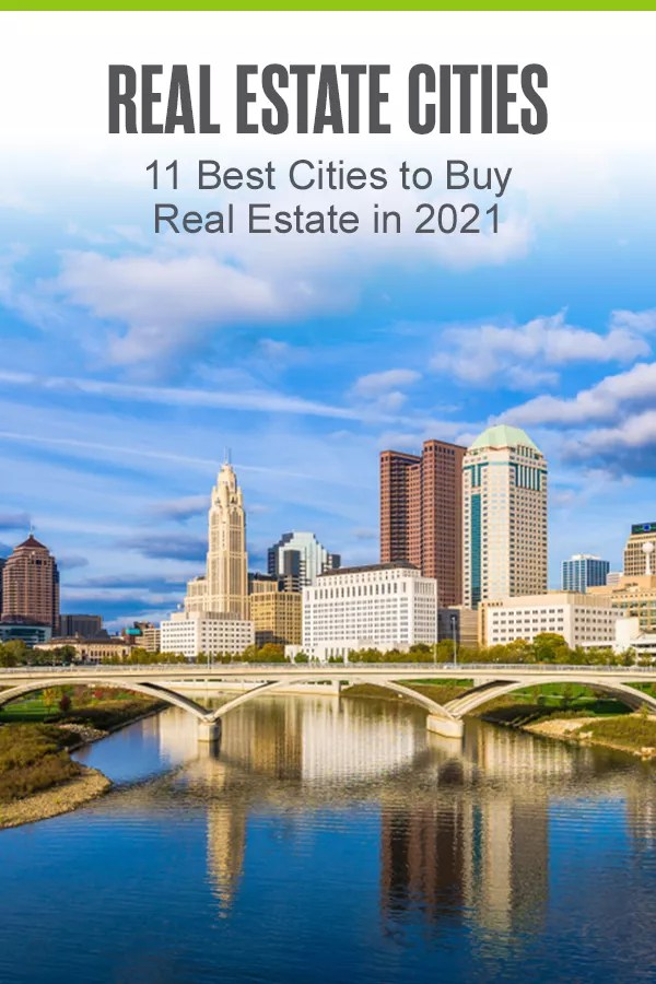 Real Estate Cities: 11 best Cities to Buy Real Estate in 2021: Extra Space Storage