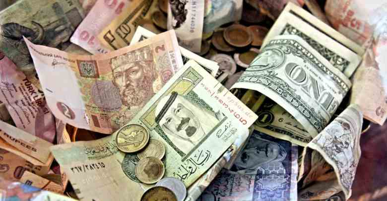 أسعار صرف العملات مقابل الريال السعودى اليوم الثلاثاء