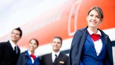 وظائف شركات الطيران 2018