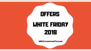 عروض الجمعة البيضاء 2018