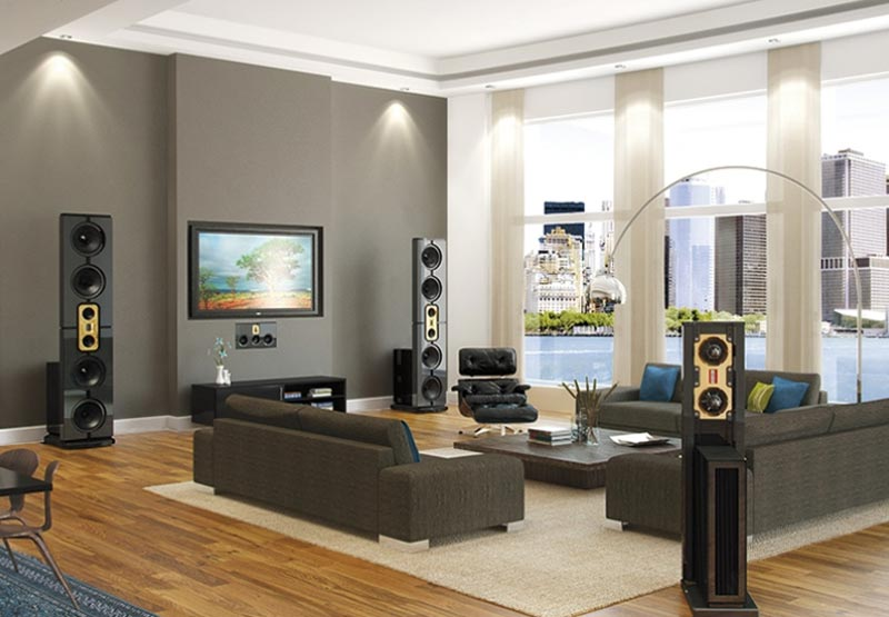 Steinway Lyngdorf LS Sound System  Homeaudio Systems