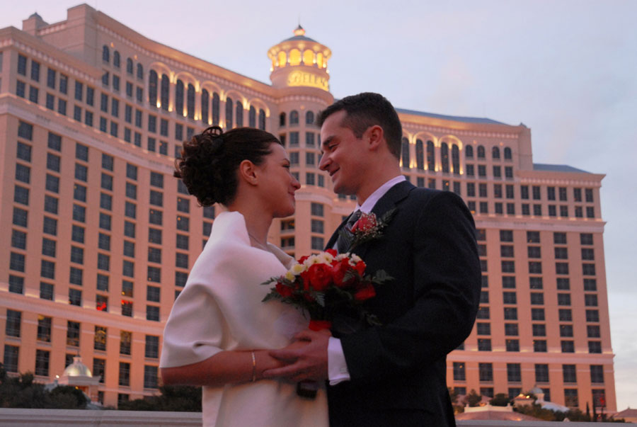 Vegas Wedding Vacation Packages