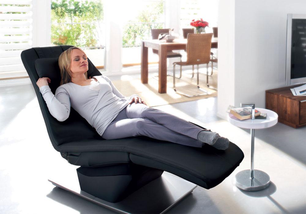 Enjoy Fantastic Relaxation  Panasonics Relax Chair