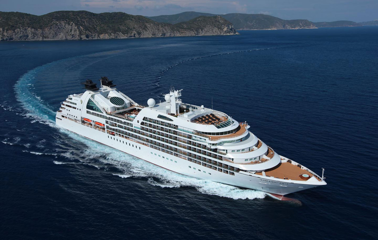 Quest Seabourn Cruise