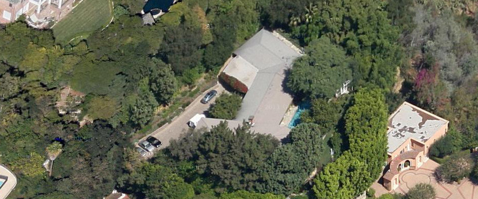 Elizabeth Taylors Bel Air Home Found Its Buyer EXtravaganzi