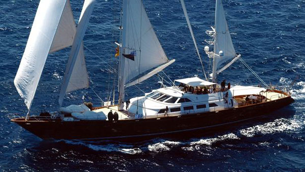 Perini Navi Corelia Sailing Yacht For Sale EXtravaganzi