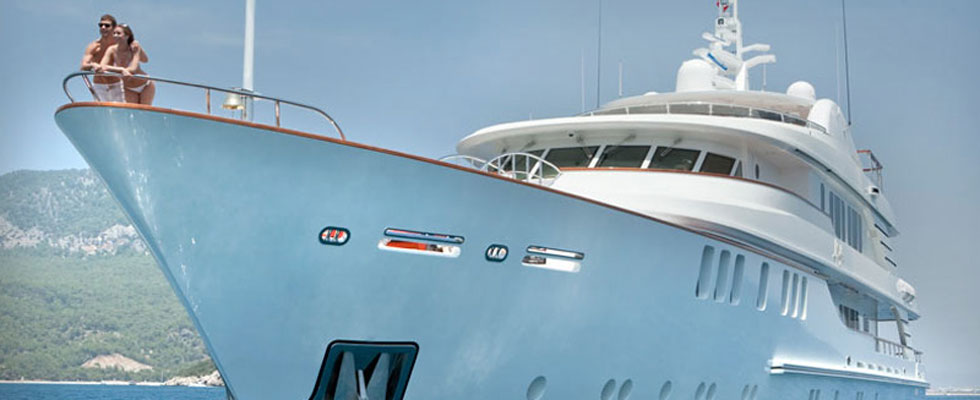 Abramovichs Eclipse Yacht Available For Charter At 2