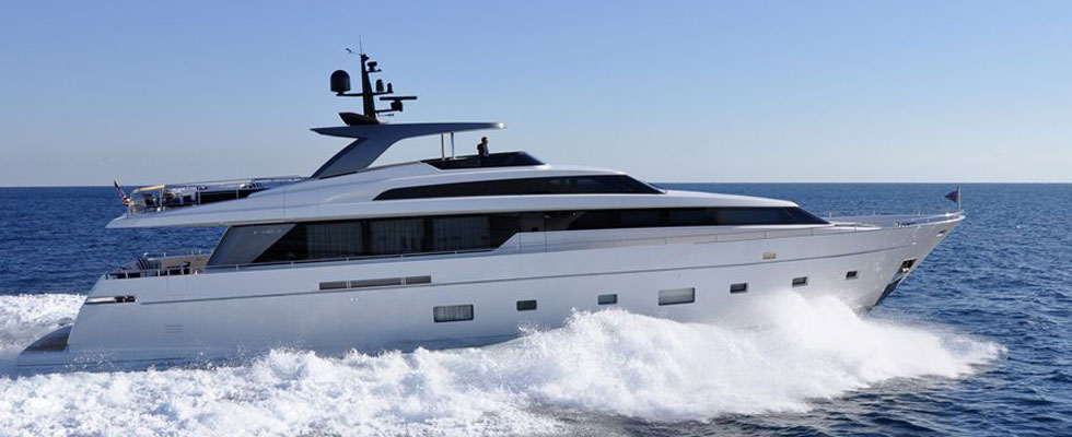 50m Mangusta 16507 Worlds Fastest Maxi Open Yacht Ever