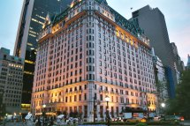 Plaza Hotel In York Offers Oscar Package