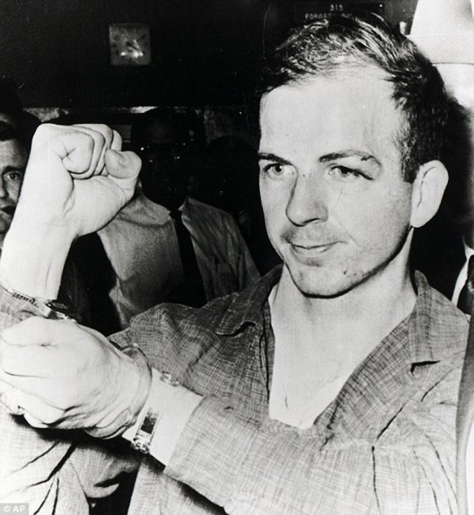 Lee Harvey Oswald's Wife Auctions Off His Wedding Band