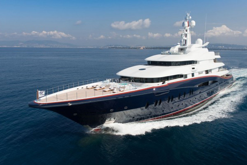 Tiger Woods Yacht Privacy For Sale EXtravaganzi