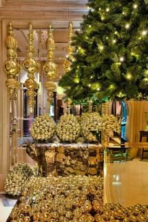 Four Seasons Hotel Paris Christmas Tree