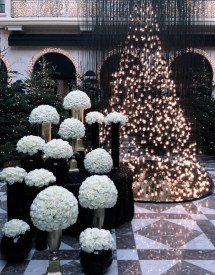 Four Seasons Hotel George V Paris Christmas