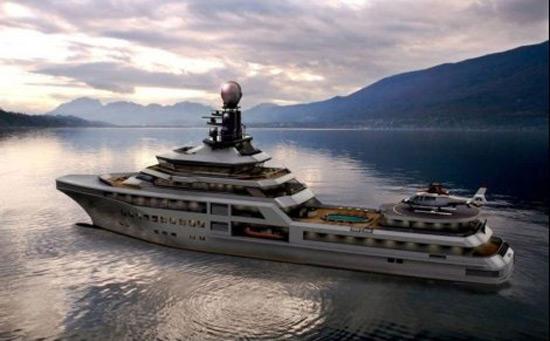 Luxury Charter Yacht Palmer Johnson Yachts Golden 48M