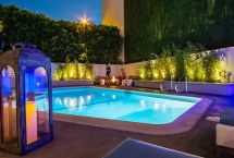 Mosaic Hotel In Beverly Hills Ready Open Multi