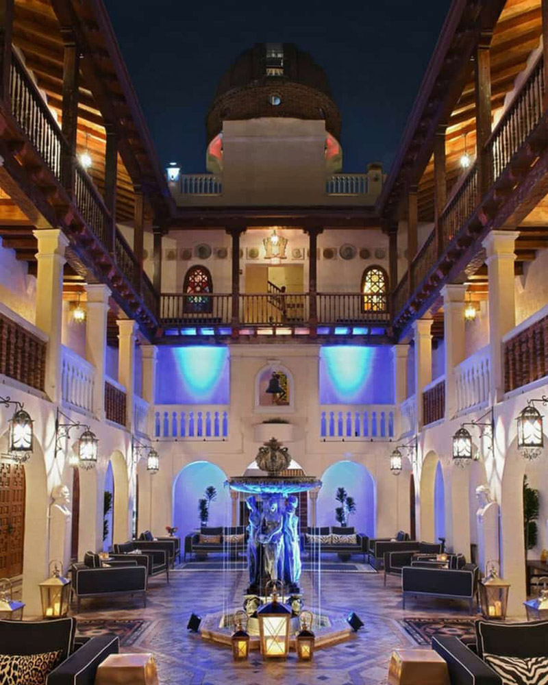 Gianni Versaces Miami Mansion Transformed Into Luxury