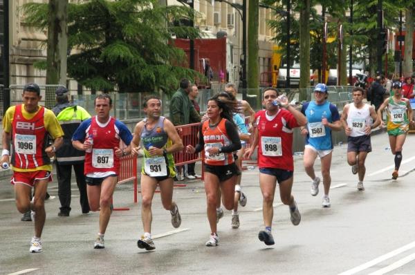 """Maratón Popular de la"""" Ciudad de Badajoz"""""""