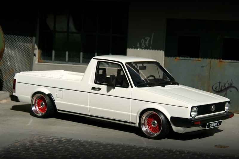 Dope Car Wallpapers Caddy Mk1 Bbs Rs Extreme 18 Tuning 1 18