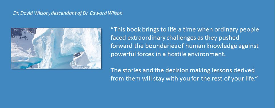 David Wilson-excerpt from the Book's Foreword
