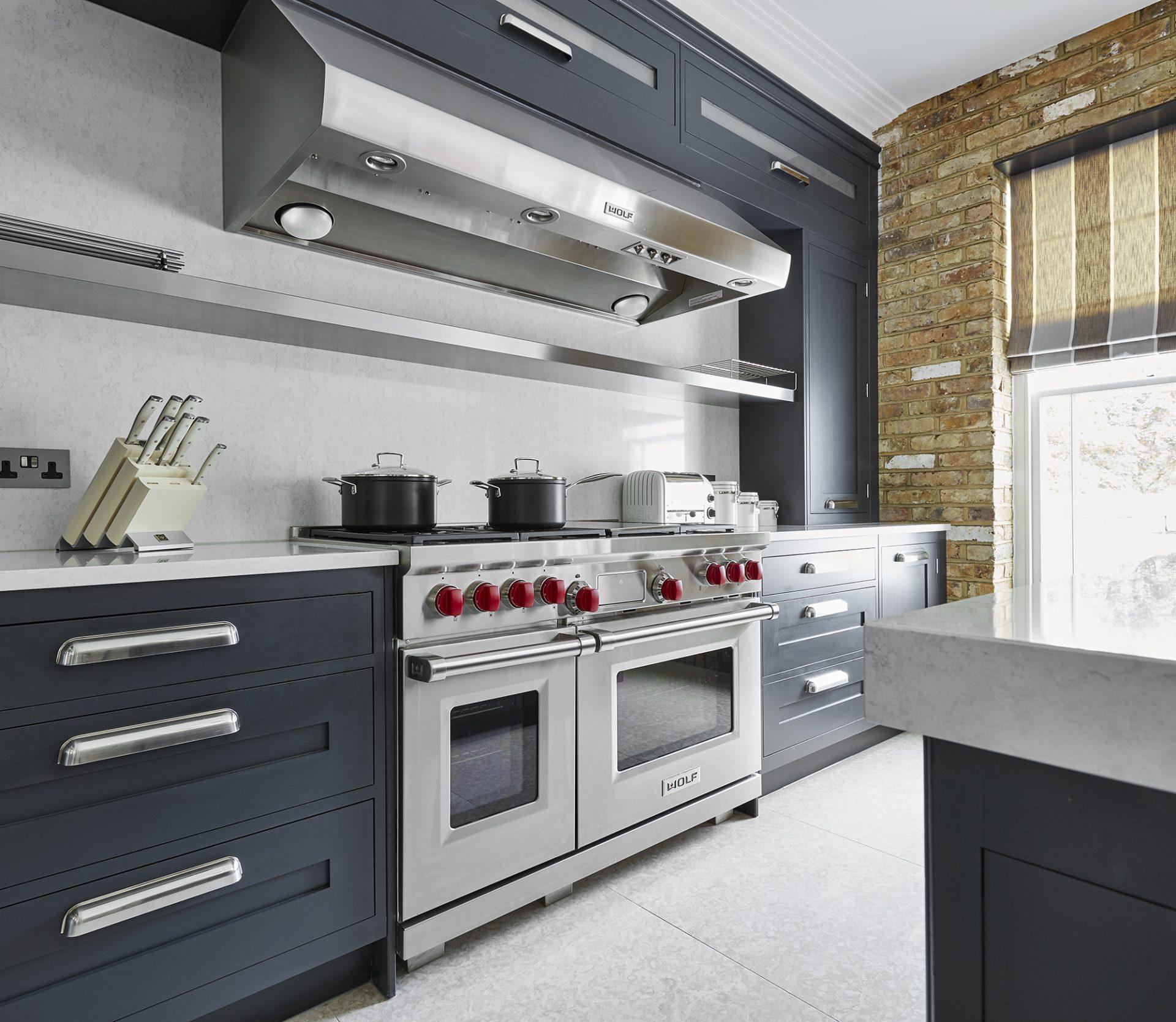 Custom Made Kitchen Design  Extreme Design