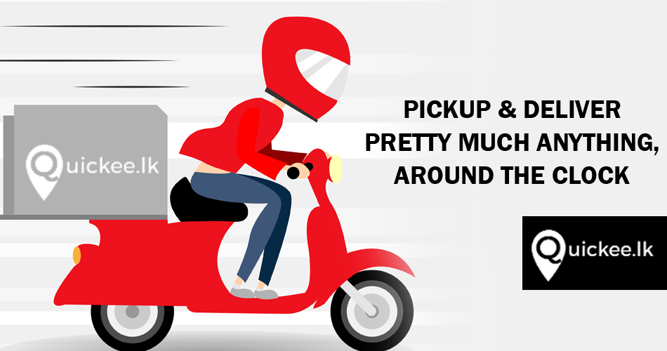 Quickee Delivery Solutions (Private) Ltd