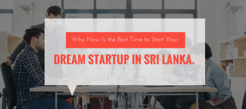 dream startup in sri lanka
