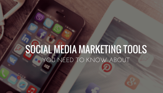 101 Social Media Marketing Tools