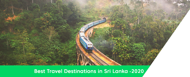 travel destinations in sri Lanka