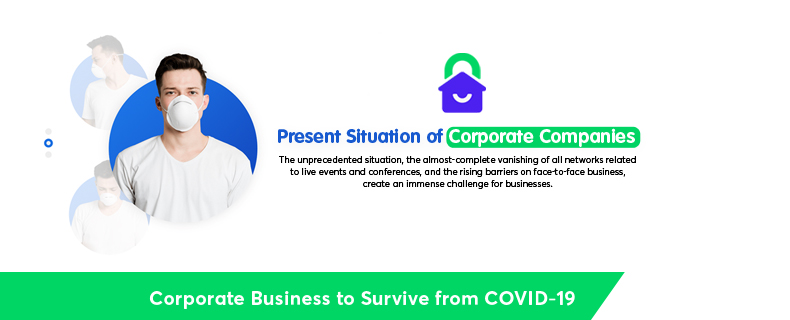 corporate business to survive from covid-19