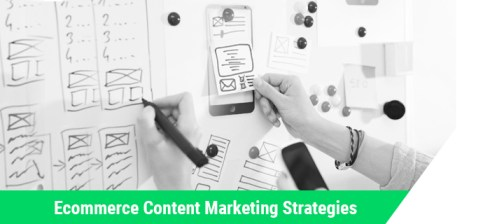 ecommerce content marketing strategies
