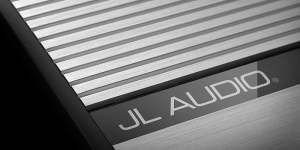 JL Audio Car Audio Amplifier