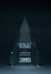 Retailer of the Year Trophy
