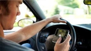 Bluetooth aids in distracted driving