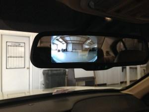 Honda Accord Backup Camera