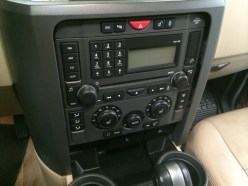 Land Rover Audio Upgrade