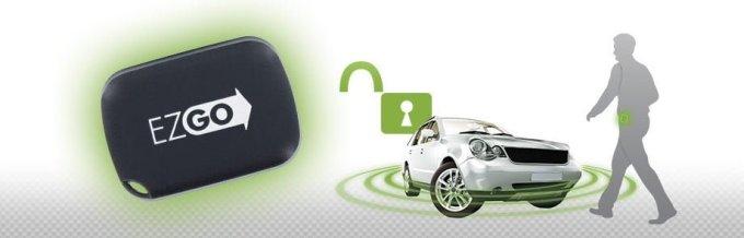 EZGO Auto Lock and Unlock