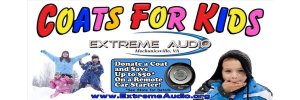 Extreme Audio Announces 4th Annual Coats for Kids Drive!