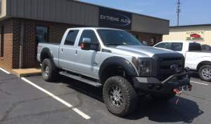 Ford F250 Audio System