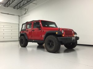 Powhatan Jeep Wrangler Adds Alpine Nav and Backup Camera