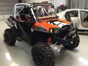Polaris RZR900 Audio