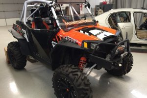 Polaris RZR900 Audio System