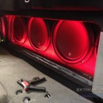 Ford F350 Entertainment System