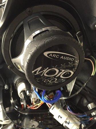 Harley Street Glide audio upgrades