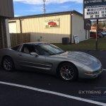 99 Corvette Alpine Nav